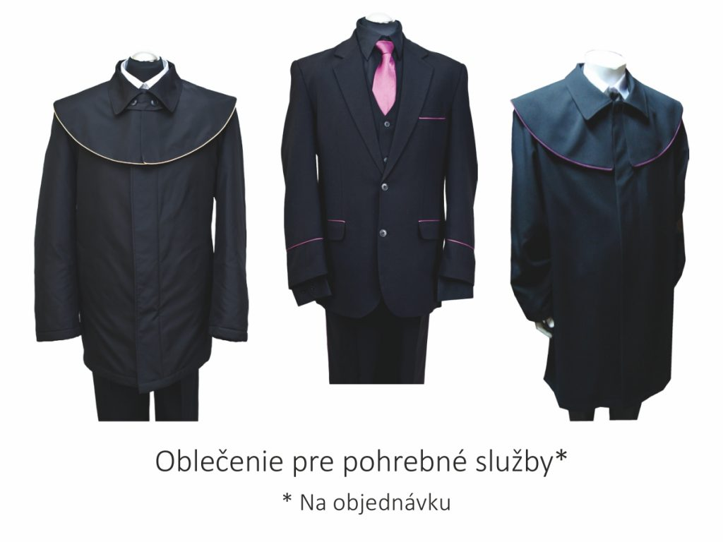 clothes for funeral services
